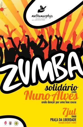 Zumba Solidário – 2013