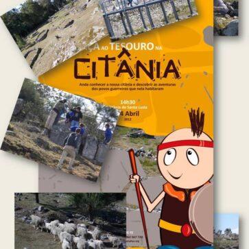 Caça ao Tesouro na Citânia