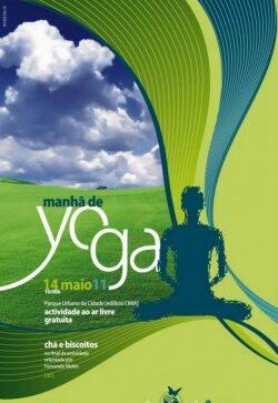 Uma Manha de Yoga