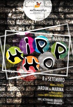 Hip Hop no Jardim