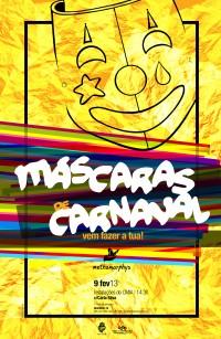 Mascaras de Carnaval – 2013