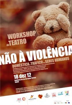 Não à Violência – 2012