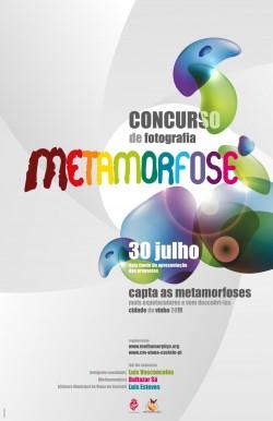 Concurso Internacional de Fotografia – Metamorfose