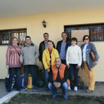 Núcleo de Braga da APR – Monte Kurama, visitou o Casulo.