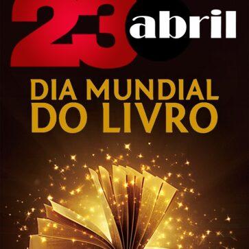 Dia Mundial do Livro 23 abril 2018